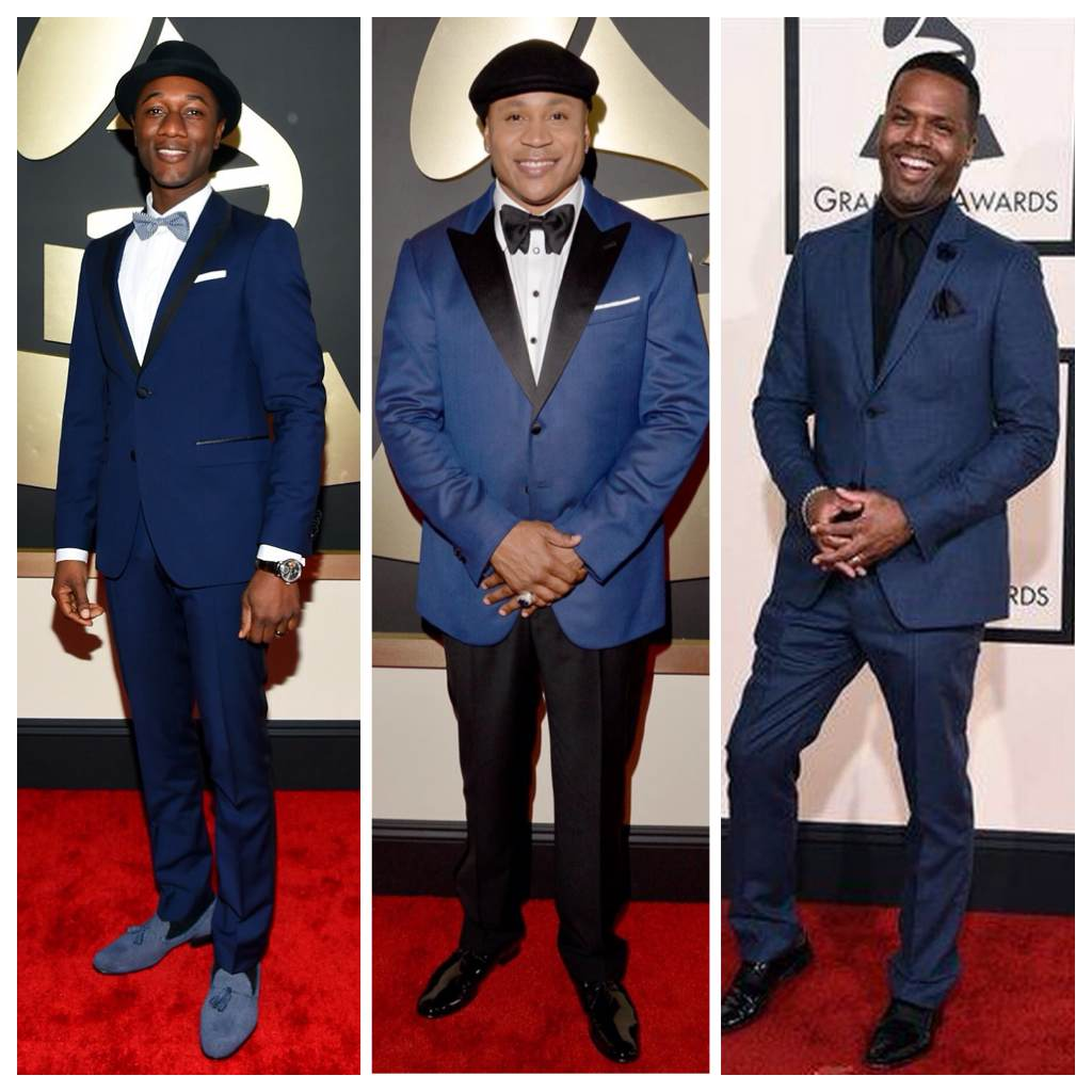 The Dapper Men of the 2015 Grammy's – Since everyone's a guru now…